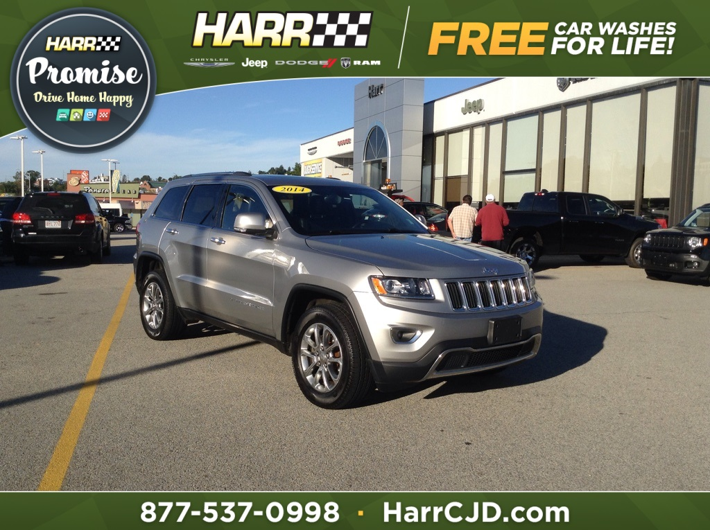 Good Certified Pre Owned 2014 Jeep Grand Cherokee Limited