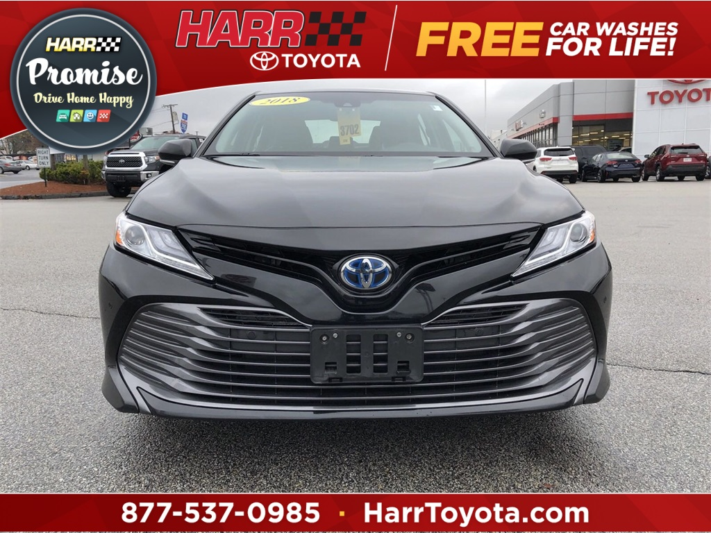 Pre-Owned 2018 Toyota Camry Hybrid