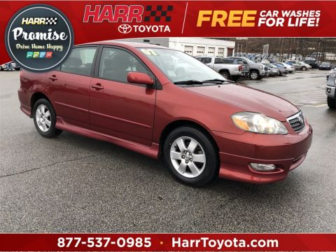 Pre-Owned 2007 Toyota Corolla S