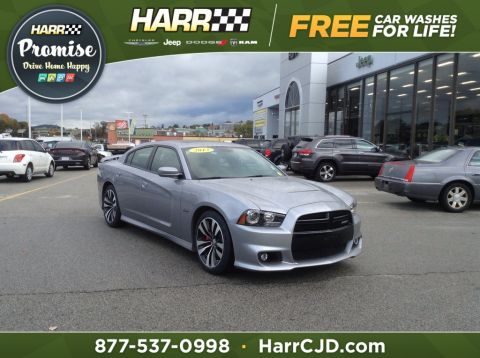 Certified Pre-Owned 2013 Dodge Charger SRT8