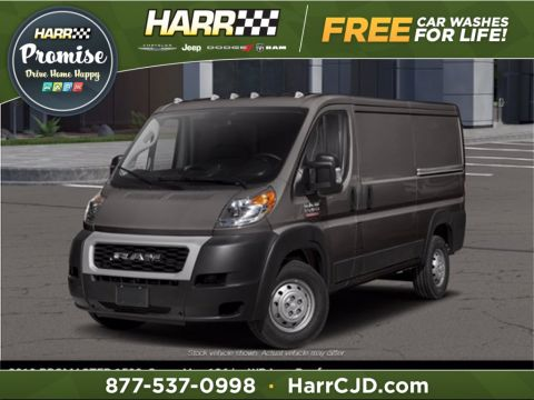 2019 RAM ProMaster Low Roof