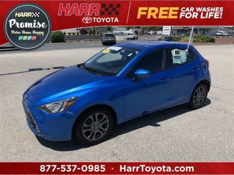 Pre-Owned 2020 Toyota Yaris LE FWD 5D Hatchback