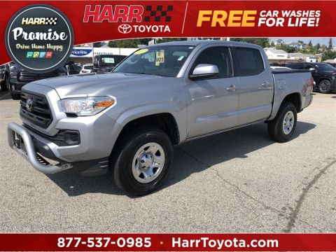 Pre-Owned 2017 Toyota Tacoma SR