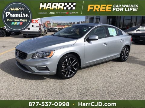 Pre-Owned 2017 Volvo S60 T5 Dynamic AWD